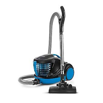 Polti Vacuum Cleaner Forzaspira Lecologico Aqua Allergy Turbo Care With Water Filtration System, Bagless, Wet Suction, Power 850 W, Dust Capacity 1 L, Black/Blue