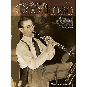 The Benny Goodman Collection: 29 Big Band Arrangements Specially Transcribed & Adapted for Piano Solo