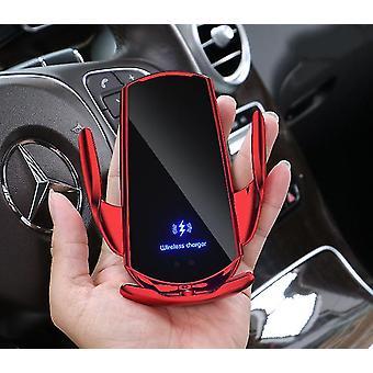 Car Wireless Charging Mobile Phone Holder, Car Navigation Frame