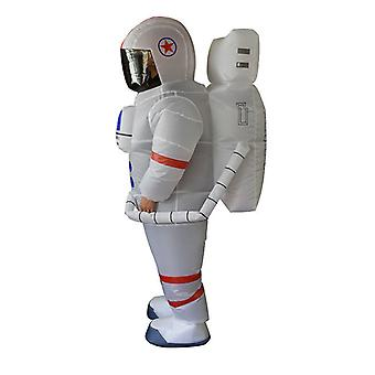Space Astronaut oppustelige Suit Oppustelige Doll Halloween Rumdragt