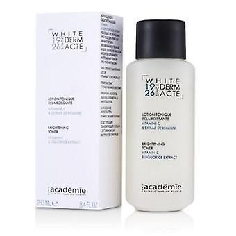 Academie Derm Acte Brightening Toner - 250ml/8.4oz