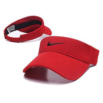アンダーアーマーメンズ/女子ゴルフ129軽量調整可能な耐久織りサンバイザー