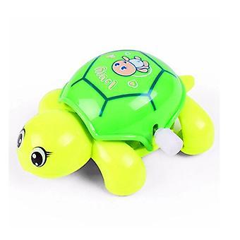 Aranyos Rajzfilm Állat Óramű Teknős Baby Turtles Játékok Csecsemő Crawling