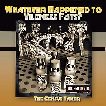 Residents - Whatever Happened to Vileness Fats [CD] USA import