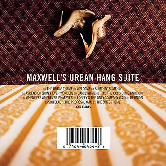 Maxwell - Maxwells Urban hænge Suite [CD] USA importerer
