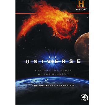 Universo - universo: Temporada 6 [DVD] USA importar