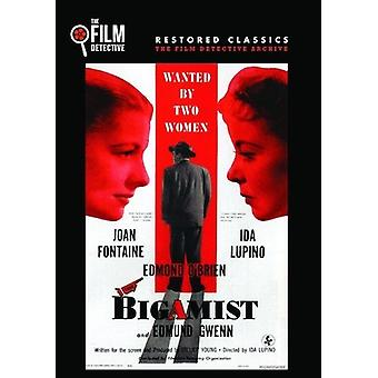 Bigamist [DVD] USA import