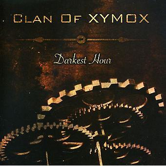 Klanen av Xymox - mörkast timme [CD] USA import