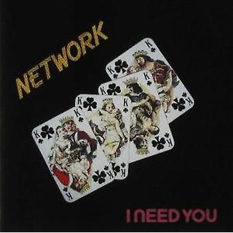 Rede - eu preciso de você [CD] EUA importar...