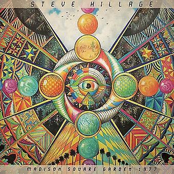 Steve Hillage - importação EUA Madison Square Garden 1977 [CD]
