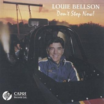 Louie Bellson - Don't Stop Now! [CD] USA import