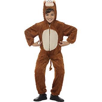 Monkey kostým deti Monkey Monkey kostým