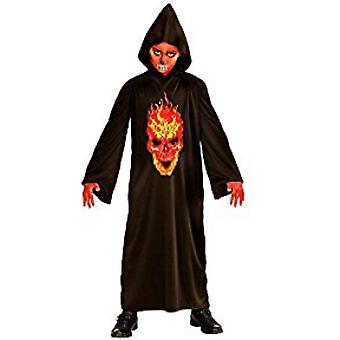 Dziecięce stroje karnawalowe dzieci szkielet diabeł kostium