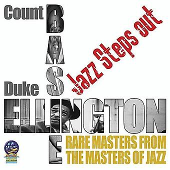 Ellington, Duke: Count Basie Orch - Jazz Steps Out [CD] USA import