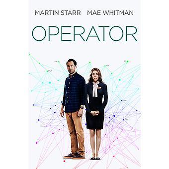 Operatøren [DVD] USA importerer