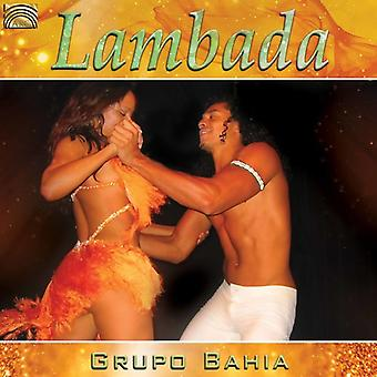 Piero / Grupo Bahia - Lambada [CD] USA import