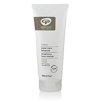 Green People, Neutral Scent Free Shampoo, 200ml