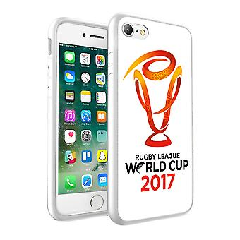 i-Tronixs LG G6 Rugby League World Cup 2017 Design painettu tapauksessa ihon kansi