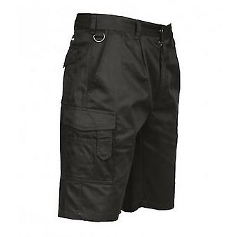 Portwest Mens bekjempe Shorts