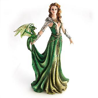 Green Dragon Warrior Princess
