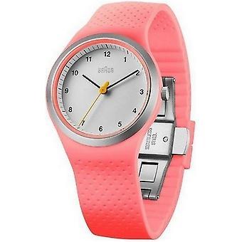 Braun Uhren Damenuhr Sports BN0111WHPKL-66570