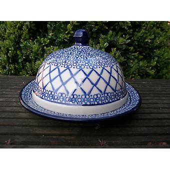 Butter dish & cheese cover, traditional 2 - BSN 22124