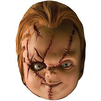 Chucky 2 Gesichtsmaske