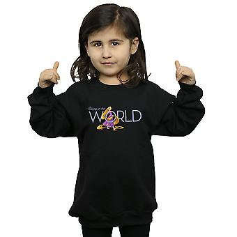 Disney Girls Tangled Taking On The World Sweatshirt