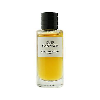 Christian Dior, Eau De Parfum «Cuir Cannage» 0.25oz/7.5ml Splash Mini