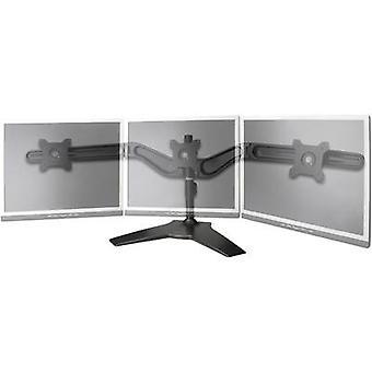 Digitus DA-90315 3x Monitorsockel 38,1 cm (15) - 61,0 cm (24) kippbar, Schwenkbar