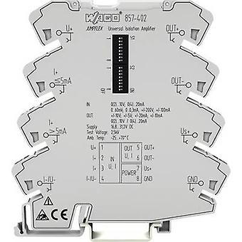 WAGO 857-402 universele isolatie versterker inhoud: 1 PC('s)