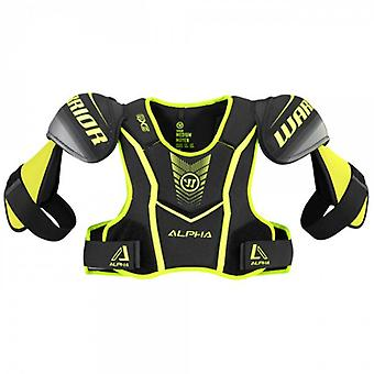 Warrior Alpha QX5 skulderbeskyttere, junior
