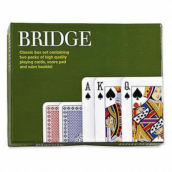 Gibsons Bridge - klassieke groen