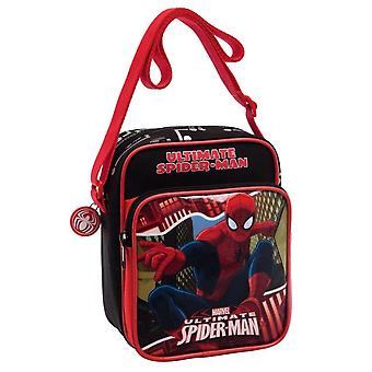 Spiderman Red Shoulder Bag City