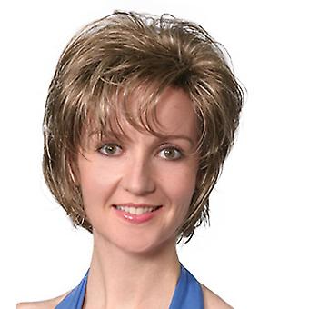 Fashion women short straight Cindy wig