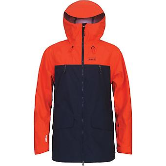 Planks Yeti Hunter Shell Jacket - Orange