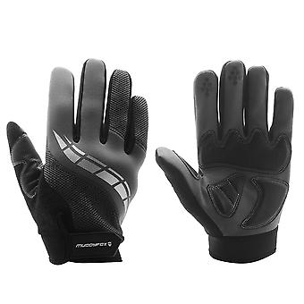 Muddyfox Cycle Glove Adult Full Finger Touch Mittens Pairs Cycling Accessory