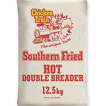 Sapore di pollo treno Southern Fried panificio caldo della polvere