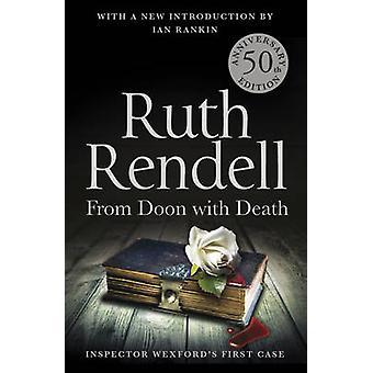 Fra Doon med døden (50 års jubilæum edition) af Ruth Rendell-