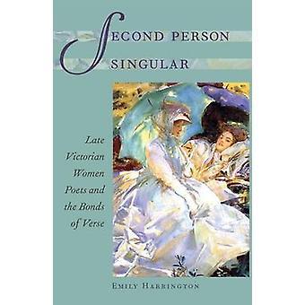 Tweede persoon enkelvoud - Late Victoriaanse vrouwen dichters en de banden van V