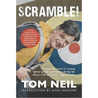 Scramble - The Dramatic Story of a Young Fighter Pilot's Experiences D
