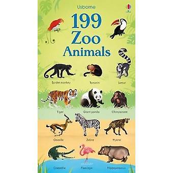 199 animais de jardim zoológico por Hannah Watson - livro 9781474936927