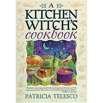 Cookbook une cuisine de la sorcière par Patricia Télésco - livre 9781567187076