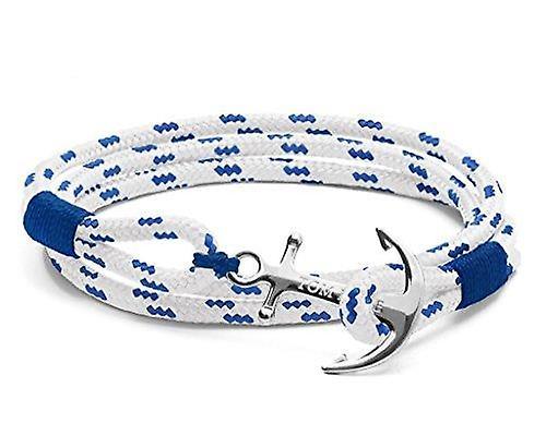 Tom Hope Royal Blue Sterling Silver Medium Bracelet TM0162