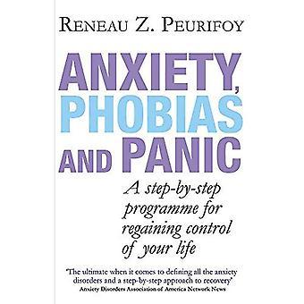 Angst, fobieën en paniek: een stapsgewijze programma voor het herwinnen van de controle over je leven