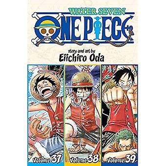 One Piece: Siete aguas (3 en 1 edición), Vol. 13 (una sola pieza (Omnibus edición))