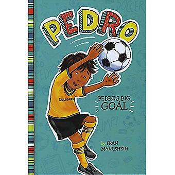 Grande golo de Pedro