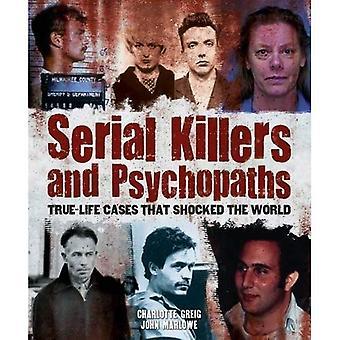 Seriemördare och psykopater
