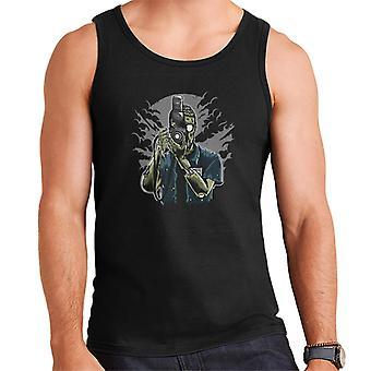 Zombie Photographer Men's Vest