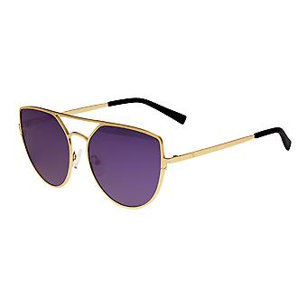 Sixty One Boar Polarized Sunglasses - Gold/Purple
